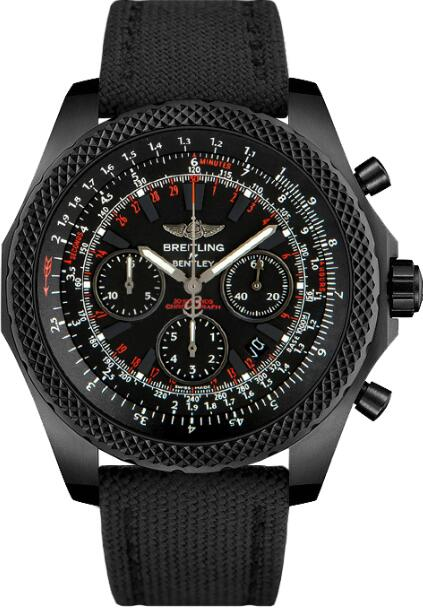 BREITLING Bentley Light Body Midnight V2536722/BC45-104W Replica Watch